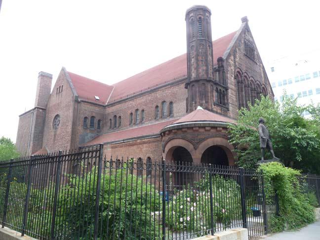 convent church harlem